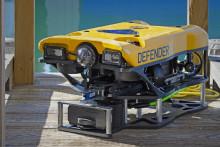 KONGSBERG demos high-resolution imaging sonar for observation-class ROVs at Ocean Business 2019