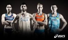 ASICS LØFTER SLØRET FOR BEKLÆDNINGSTEKNOLOGI MED TERMISK KORTLÆGNING AF KROPPEN  FORUD FOR IAAF-MESTERSKABERNE I DOHA