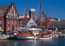 Studieresa för journalister och researrangörer till historiska Mecklenburg-Vorpommern den 31 mars - 2 april 2014