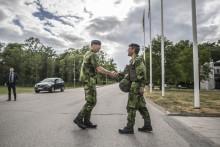 Försvarsmakten kallar i kväll in Hemvärnet – största hemvärnsövningen sedan 1975