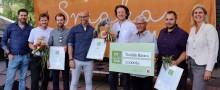 Nordisk Råvara vinnare av Nyskaparstipendiet 2018