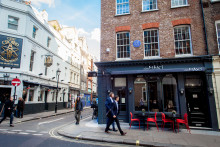 Where to have your Office Christmas Party - Soho - A Last Minute Guide
