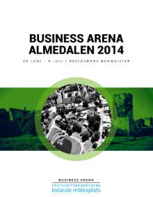 Se klart program för Business Arena Almedalen!