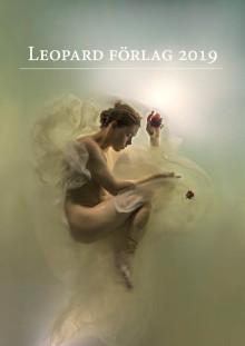 Leopard förlags årskatalog 2019