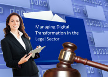 "You are invited to a new 4-part webinar series for the legal sector:   ""Managing Digital Transformation in the Legal Sector"" – Hosted by Data Capture Solutions (A Neopost Company)"