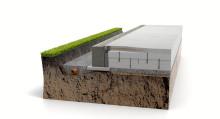 Hållbar husgrund med Alba lågenergisystem från S:t Eriks