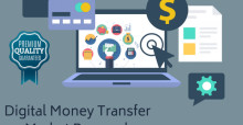Digital Money Transfer Market Exhibit a Steady Growth outlining the current state of the market During Forecast Period 2027| Azimo, InstaReM, MoneyGram International, Paypal, Remitly, Ria Money Transfer, TransferGo, TransferWise, Western Union