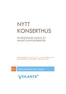 Analys av Malmö Symfoniorkester i nya KKH