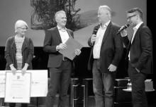 AIM Sweden utsedd till årets IT-entreprenör