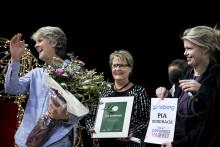 Pia Sundhage hyllad som Årets Göteborgare