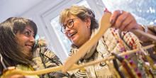 Trivselgruppen fixar loppis i Rågsved