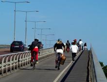 I sommar vet vi vilken stad som är bäst på hållbara transporter