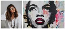 VERNISSAGE: Cecilia Björk 'Signs' på Sigtuna Kulturgård lördag 14/9 kl 12-16