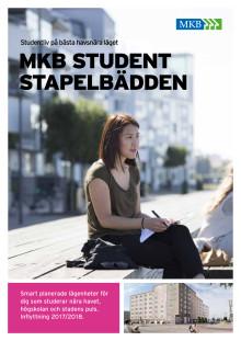 Information om Stapelbädden Student