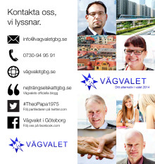 Ditt alternativ i valet 2014