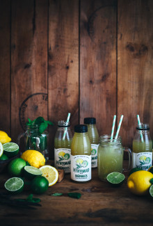 Brämhults presenterar Årets Lemonad: Myntonad