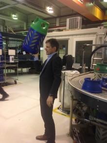 Hexagon Ragasco kåret til Norges smarteste industribedrift