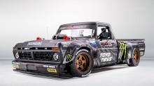900 hk Hoonitruck vækkes til live med 3D-print