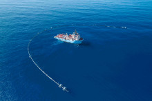 It's starting! The Ocean Cleanup begins removing plastic waste from the Great Pacific Garbage Patch