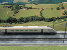 Hitachi Class 800 series train selected by DfT to provide more seats and greater comfort for passengers as part of capacity improvements on East Coast Main Line