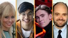 Medverkande i första svenska Netflix-serien