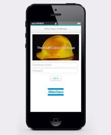 Atlas Copco utmanar medarbetare att bli effektivare med hjälp av Challengera
