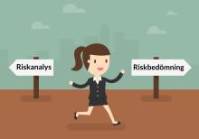 Riskanalys eller riskbedömning?