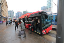 Ambisiøst mål om utslippsfri kollektivtrafikk i 2028