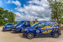 Ford Sport Courier – från transportbil till fullblodsracer