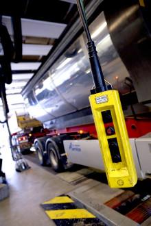 1 150 tunga släp fick bogseras från Bilprovningen under 2013