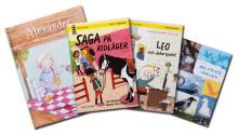 Mera läsglädje i Maxboxen – 350 000 nya barnböcker delas ut i mars