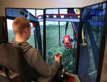 Simulatorer viktiga redskap för utbildning