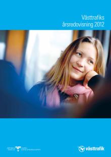 Västtrafiks årsredovisning 2012