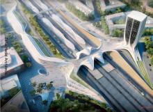 London, Rotterdam och Arnhem inspirerar till Väsby Entré