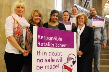 More borough shops pledge to crack down on underage sales