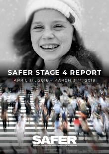 SAFER's etapprapport för fas 4 - Fordons- och trafiksäkerhetsforskning