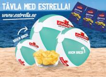 Tävling: Badlakan och megastora badbollar från Estrella!