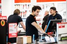 Würth öppnar ny butik i Mölndal