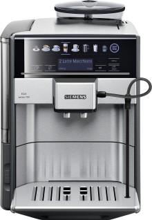 Godt nyt til kaffeelskere: Ny espressomaskine fra Siemens er en ægte barista