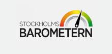 I dag presenteras Stockholmsbarometern