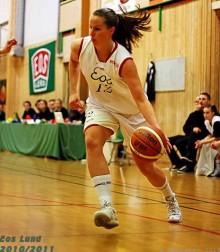 Klackenberg klar för damlaget – siktet är inställt på Basketligan