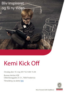 Invitation til Kemi Kick Off 2017