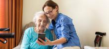 Nyt internationalt projekt styrker sundhedsprofessionelles digitale færdigheder