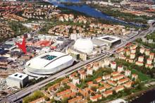 Startskott för projektfastighet vid Tele2 Arena