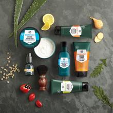 The Body Shop lanseeraa täysin uuden ihonhoitosarjan miehille!
