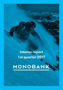 2017 Q1 Monobank kvartalsrapport