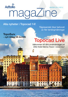 Adtollo magaZine vinter 2011/2012