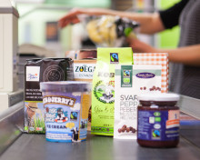 Rekordförsäljning:  Fairtrade-märkt ökar med 29 procent
