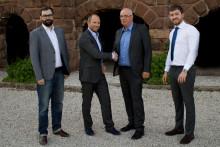 Eksklusivt salgspartnerskap for utendørs massassjebad i Norge – Villeroy & Boch AG og Wellness Norge AS tilbyr innovative produkter og enestående tjenester