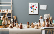 Vinnere av Norges største kunsthåndverks- og designpriser 2016 fra Stiftelsen Scheibler er kåret.